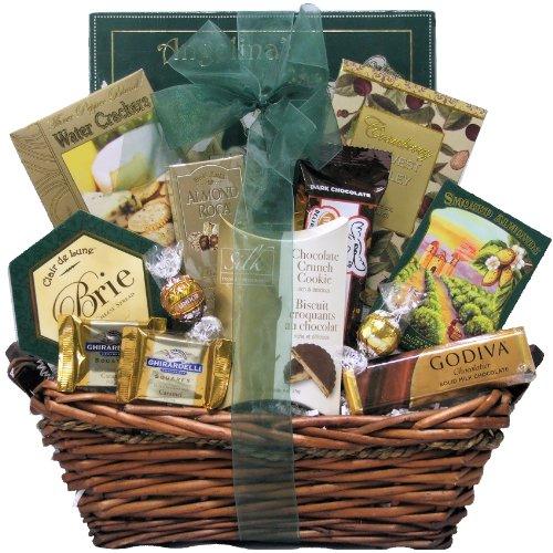 Great Arrivals Gourmet Gift Basket Refined Elegance