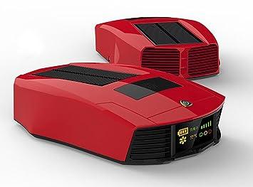 ccloon energía Solar coche purificador de aire coche ambientador ...