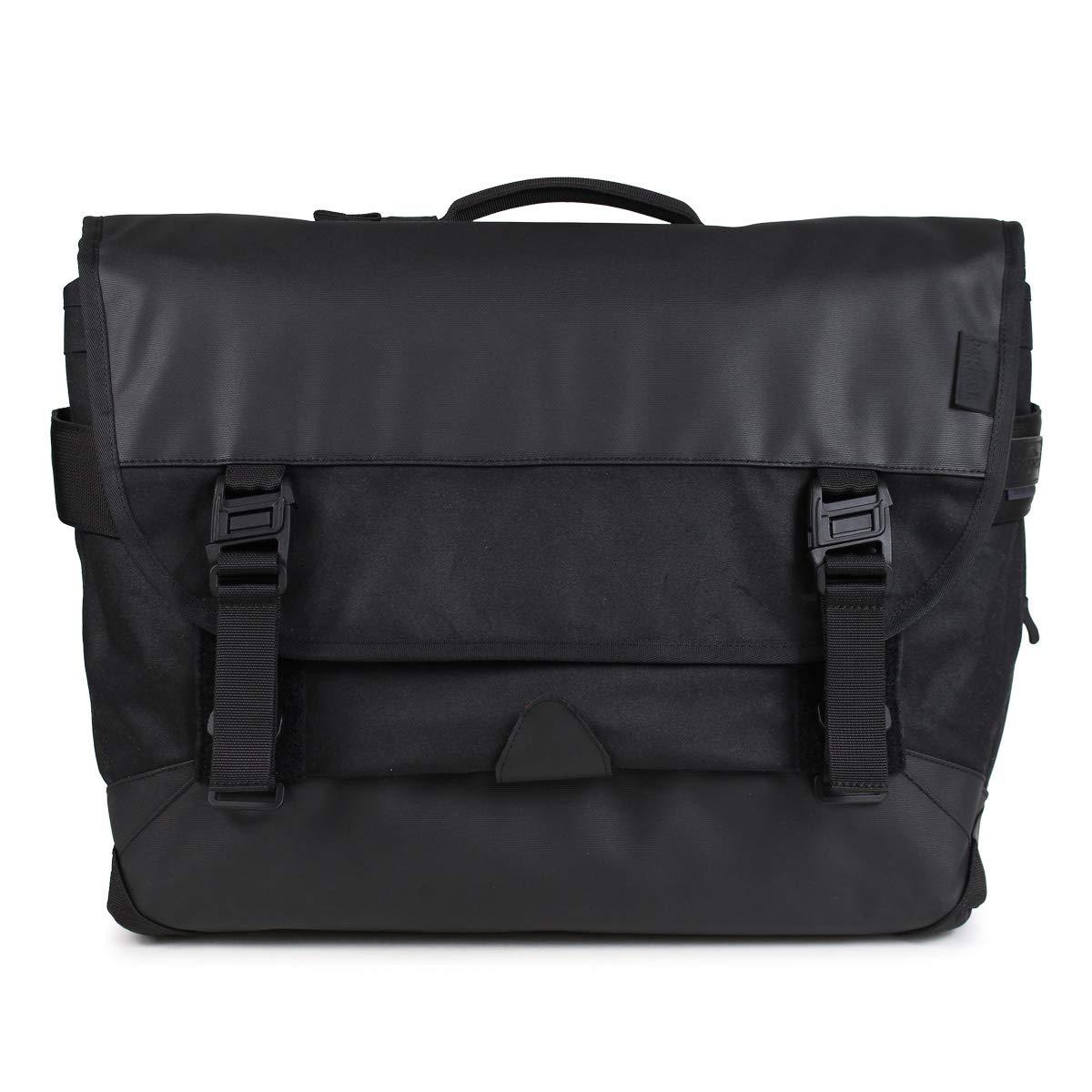 バッグジャック NEXT LEVEL MSNGR M メッセンジャーバッグ ショルダーバッグ ユニセックス (並行輸入品) [並行輸入品]  ブラック B07PM54RDP