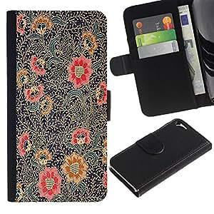 A-type Arte & diseño plástico duro Fundas Cover Cubre Hard Case Cover para Samsung Galaxy S3 (Painting Oriental Art Red Black)