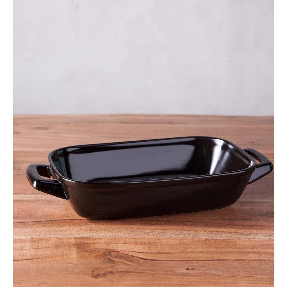 Ceraflame Ceramic 8 x 11 Bake Dish - Black