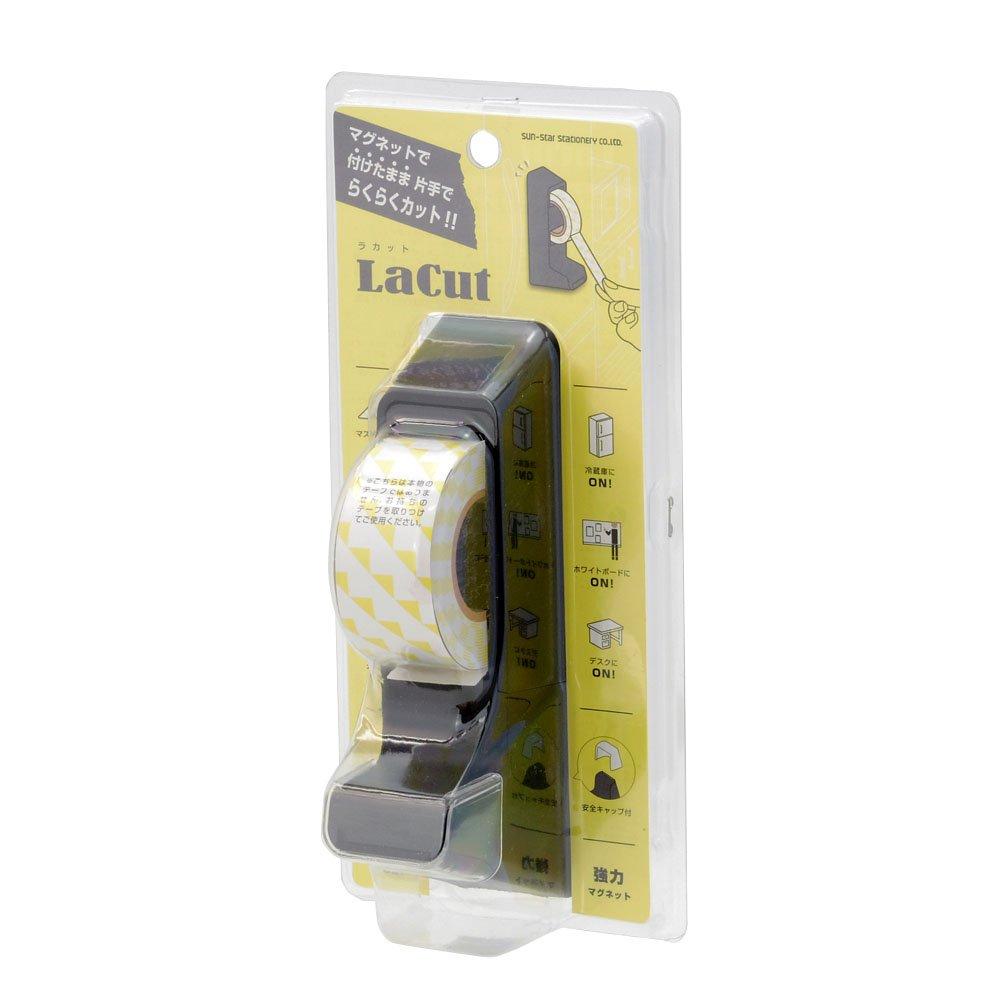 Tape cutter Sunstar La cut Black S4832388