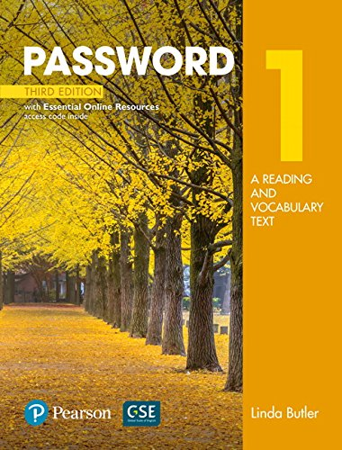 Password 1 with Essential Online Resources (3rd Edition)