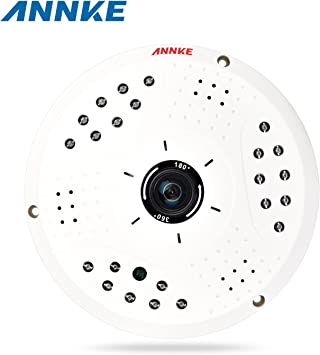 360//180 Panoramic view In//Outdoor Fisheye Mini Dome Camera 700TVL