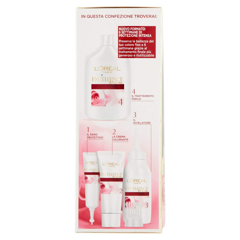 L Oréal Paris Excellence Crema Colorante Triplo Trattamento Avanzato ... ffd900dc4848