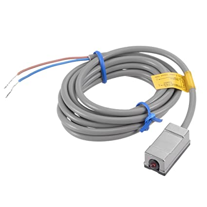 uxcell air cylinder magnetic proximity sensor switch no ac dc 5 240v Proximity Switch Line Diagram