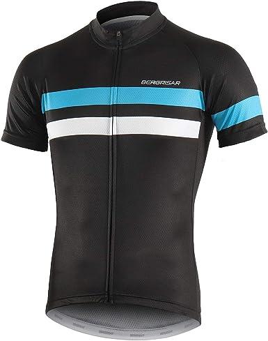 ARRIVEE Men/'s Grey Regional Long Sleeve Zip Front Cycling Jersey Size M NEW