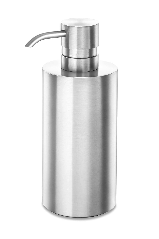 Zack Mobilo 40226 - Dispensador de jabón en acero inoxidable: Amazon.es: Hogar