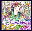 Fantasia Adult Coloring Book - Second Edition