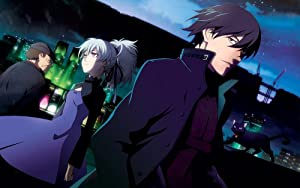 DARKER THAN BLACK -黒の契約者- Blu-rayBOX