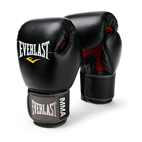 004ae66c6 Amazon.com   Everlast 12-Ounce Pro Style Muay Thai Gloves   Training Boxing  Gloves   Sports   Outdoors