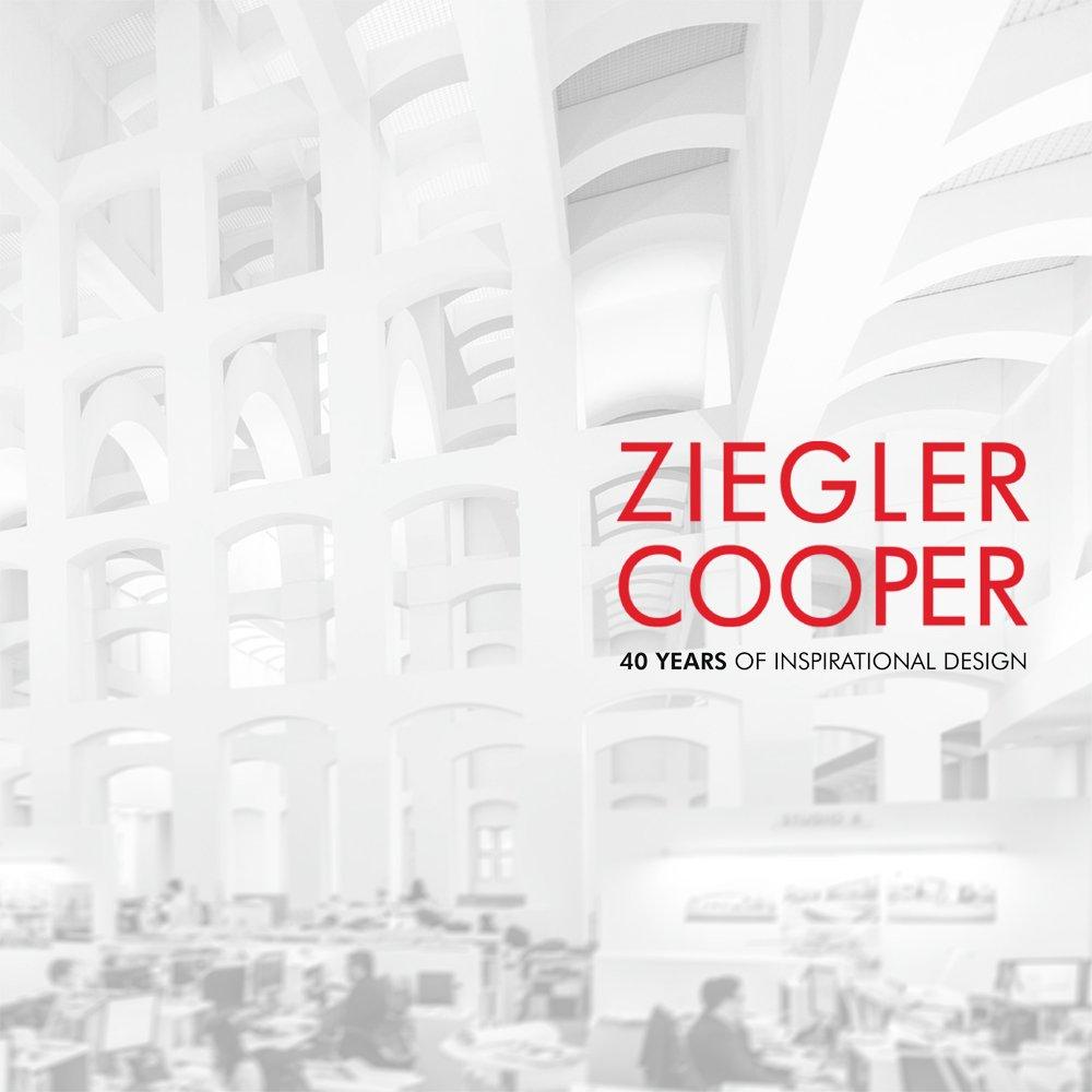Ziegler Cooper: 40 Years of Inspirational Design