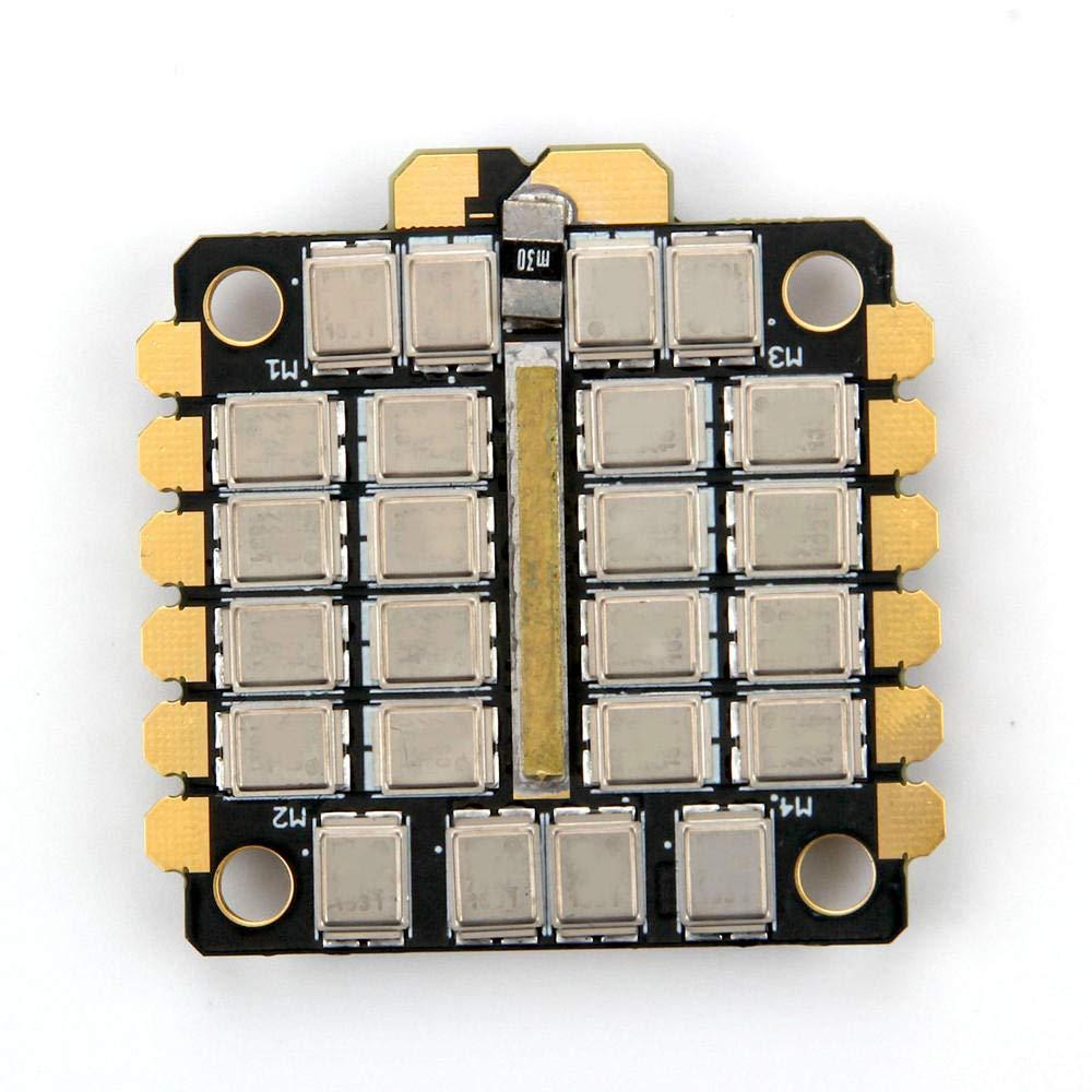 ACHICOO 電流センサー Holybro Tekko32F3 メタル 65A BLheli_32 4-6S 4in1 ESC DShot 1200w/F3 MCU&RCドローン FPVレーシング用 B07PMRZC1B
