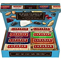 Larabar Snack Bar Variety Box 8 Flavors 16 Count Net wt. 26.4 oz