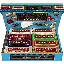 Larabar Snack Bar Variety Box, 8 Flavors (16 Count), Net wt. 26.4 oz