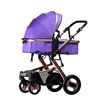 BAM - Cochecitos Carro De Bebé Recién Nacido Canasta De Dormir Carrito De Bebé El Bebé