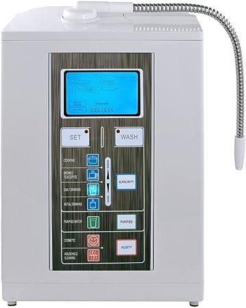 Amazon.com: Aqua Ionizer Deluxe 7.0 | Water Ionizer | Alkaline ...