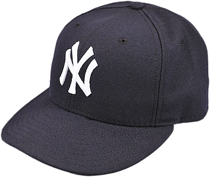 9c957aa988f8a New Era 59Fifty New York Yankees 2017 Authentic Youth Collection On Field  Game Cap Size 6