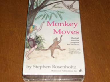 Monkey Moves (Stephen Rosenholtz) Musical Exercise Program for Children