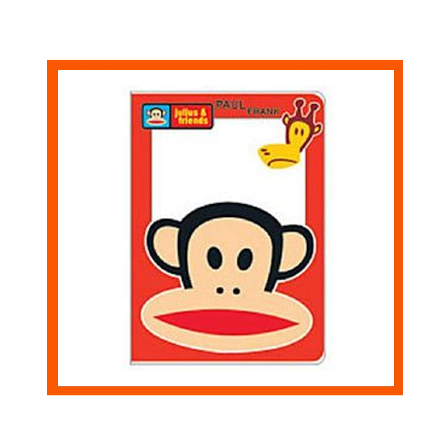 Paul Frank Passport Cover Holder ~ No More Bent Corners During Travel