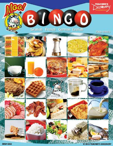French Flash Cards Free - Food Bingo (2010)