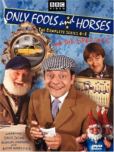Only Fools and Horses: The Complete Series 4-5 and the Specials (Gift Set, 4PC)