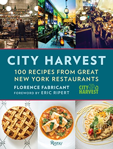 City Harvest: 100 Recipes from Great New York Restaurants - Harvest Soup Recipe