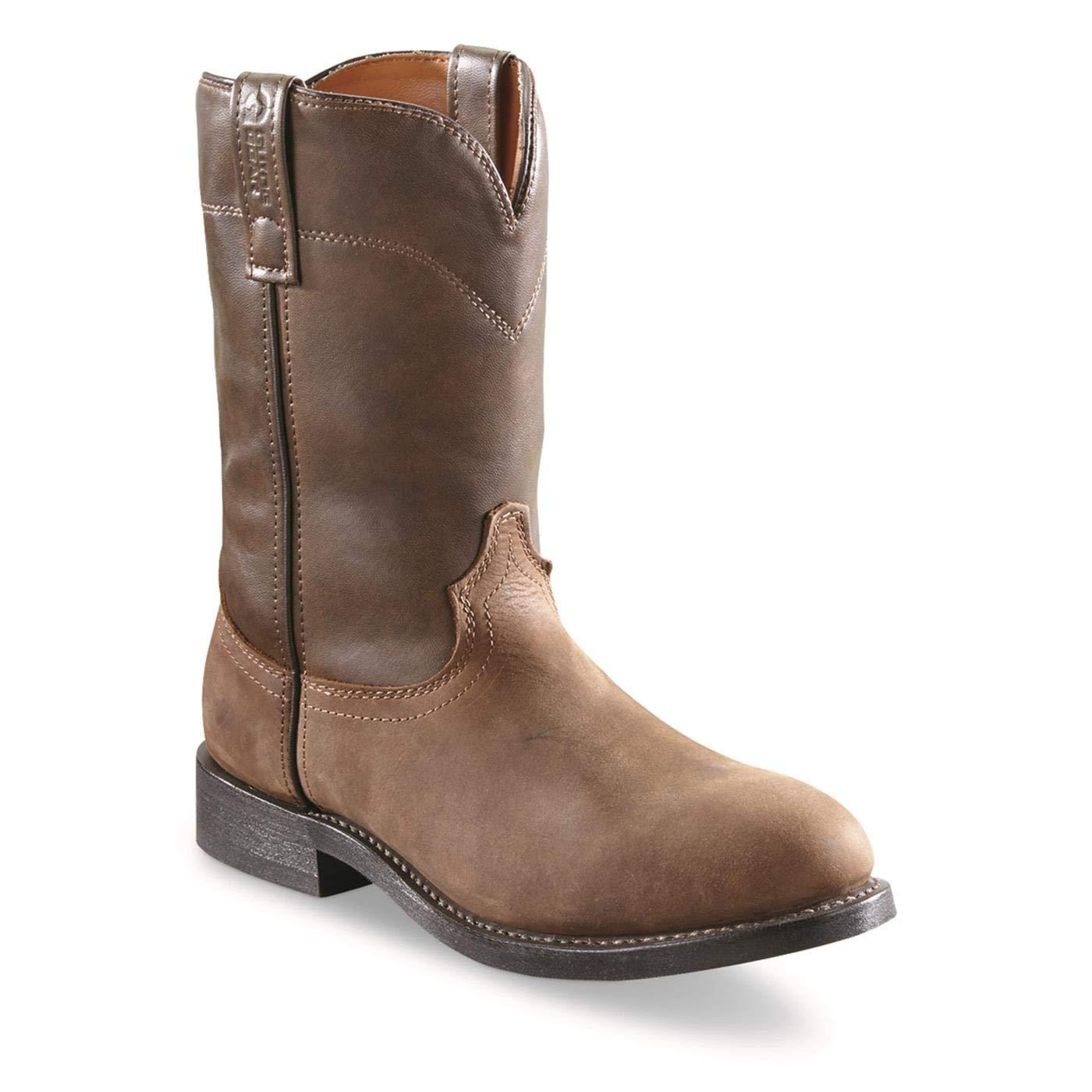 8cc8f5860 Amazon.com | Guide Gear Men's Roper Western Boots | Western
