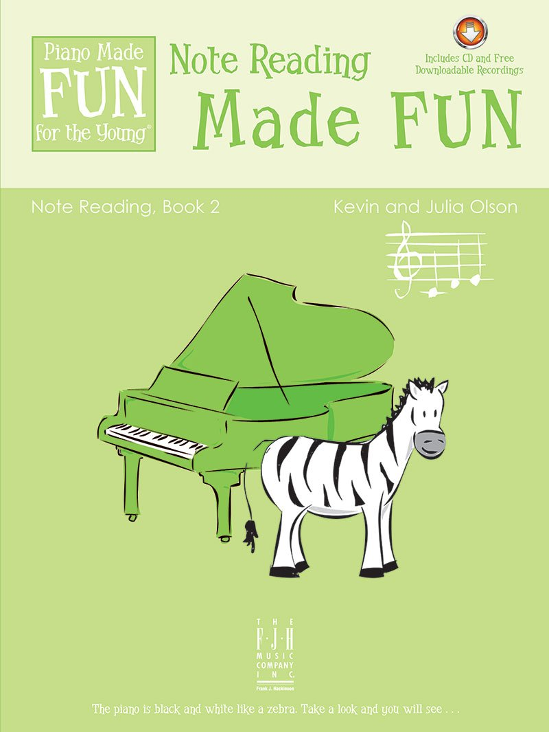 Download Note Reading Made Fun, Book 2 PDF