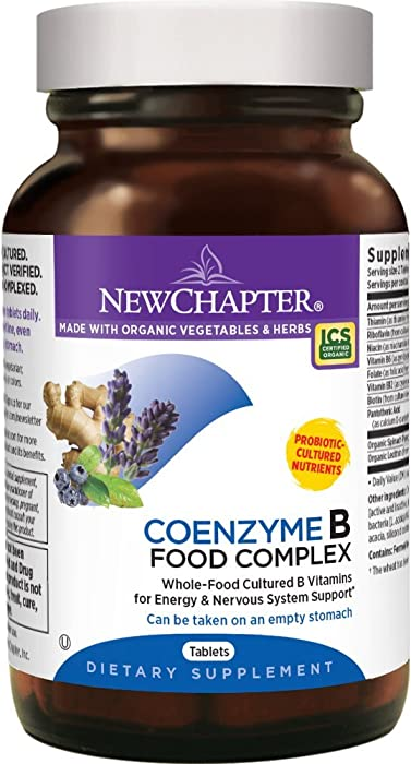 The Best New Chapter Whole Food Vitamin For Men