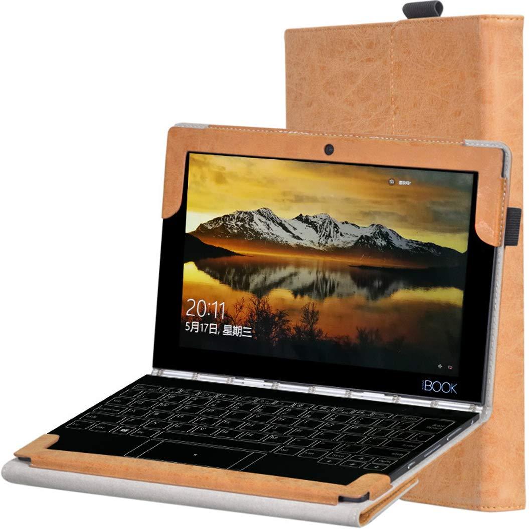 Hoverxe YB-X90F/91F - Funda de Piel para Tablet Lenovo Yoga ...
