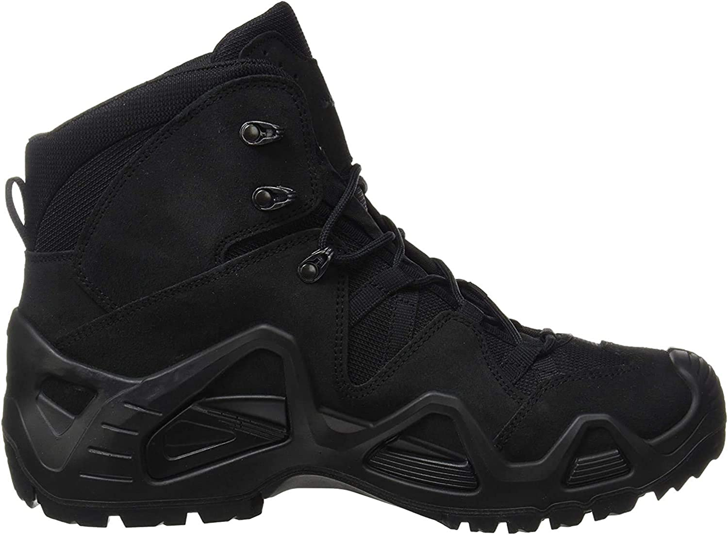 Lowa Mens Zephyr Gore-Tex Mid Task Force Military Hiking Leather Boot
