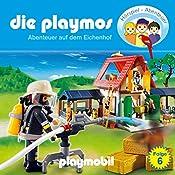 Abenteuer auf dem Eichenhof (Die Playmos 6) | Simon X. Rost, Florian Fickel