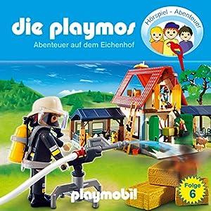 Abenteuer auf dem Eichenhof (Die Playmos 6) Hörspiel