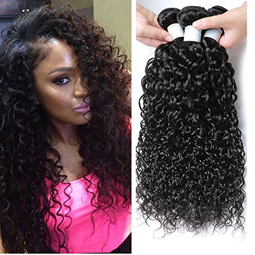 Perstar-8A-Grade-Uprocessed-Brazilian-Water-Wave-virgin-hair-4-Bundles-Remy-Human-Hair-Natural-Color-