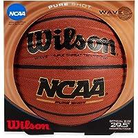 "4SGM 32334 Brown NCAA Wave Pure Shot Basketball, 29.5"", Multicolor"