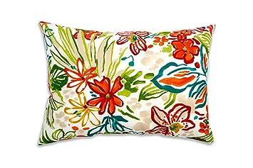 stratford home 12x20 indoor outdoor decorative lumbar pillows valeda breeze