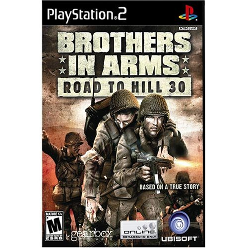 Brothers in Arms: Road to Hill 30 - PlayStation 2 (Battlefield 3 Ps2)