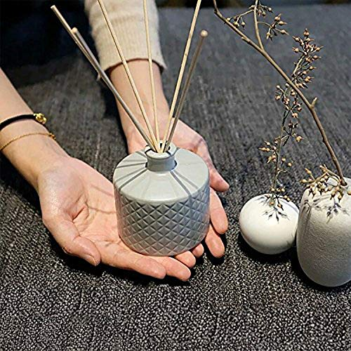 Reed Aromatherapy Essential Oils Set Accessories, Diffuser Oil DIY Accessories for Living Room, Yoga, Bedroom, Office, SPA, Hotel, Club, Cafe Room