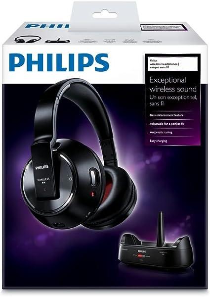 casque audio sans fil philips shc 8575