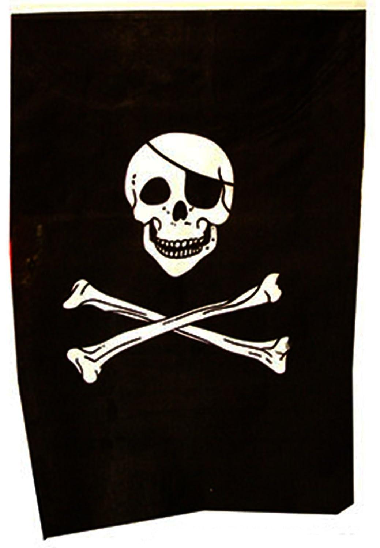 cootillon - Party decoración banderas de Piratas de calavera ...