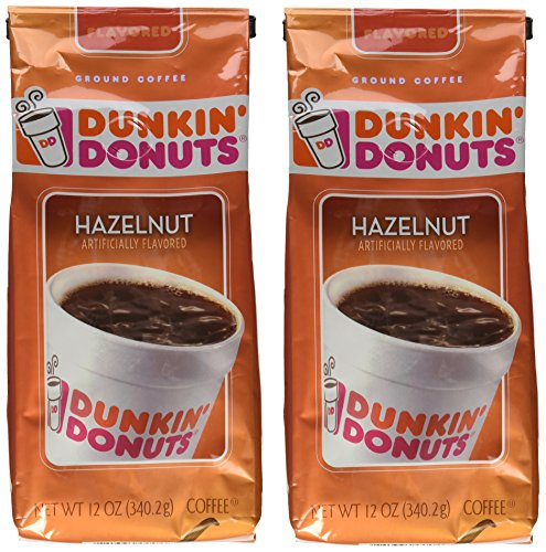 dunkin-donuts-hazelnut-ground-coffee-12-ounce-pack-of-2