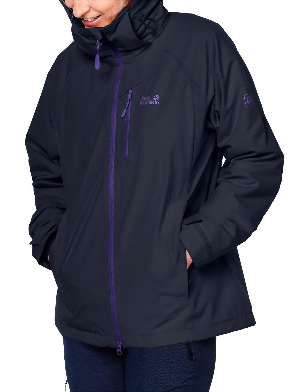 Jack Wolfskin Damen Cascade Pass 3-in-1 3-in-1 3-in-1 Jacke B06XHY26S4 Jacken Online-Verkauf 2165d6