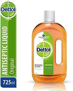 Dettol Multi-Purpose Anti-Bacterial Disinfectant - 725 ml