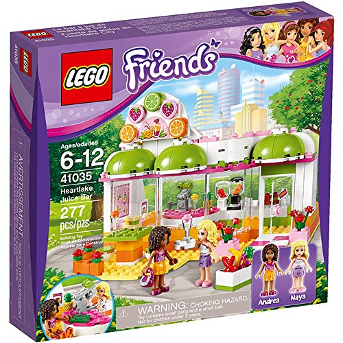 LEGO Friends Heartlake Juice Bar Play Set by Generic