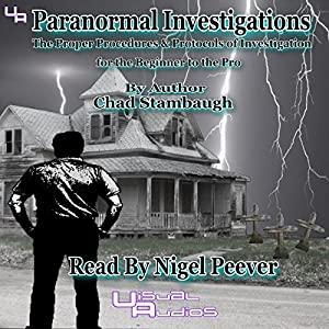 Paranormal Investigations Audiobook