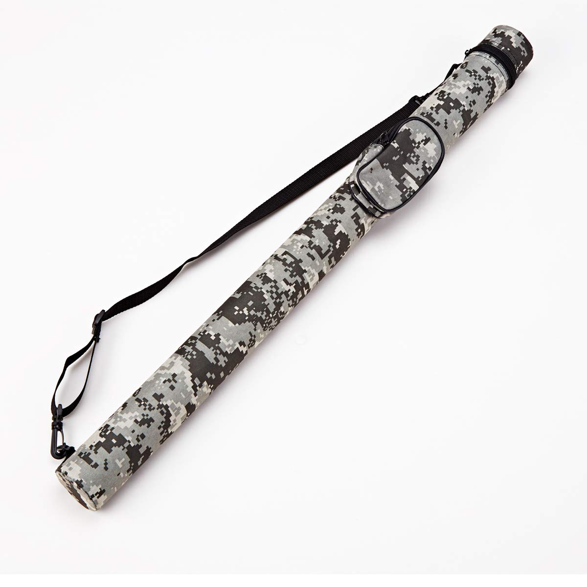 1B1S Camo Nylon Cases (Available in 5 Colors) Collapsar 1x1 Hard Pool Cue Billiard Stick Camo Carrying Case