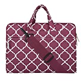 Mosiso Quatrefoil Style Fabric Laptop Sleeve Case Cover - Best Reviews Guide