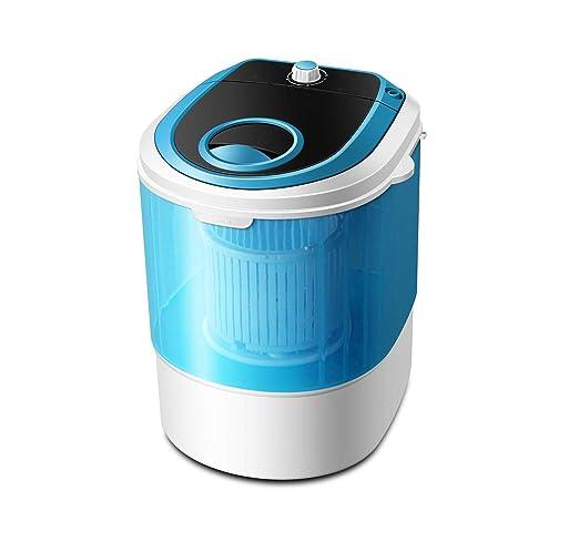 Mini lavadora Máquina portátil de ahorro de energía Lavadora con ...
