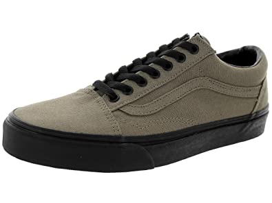 eacaca0b9e Vans Unisex Old Skool (Black Sole) Brindle Skate Shoe 7.5 Men US   9 ...